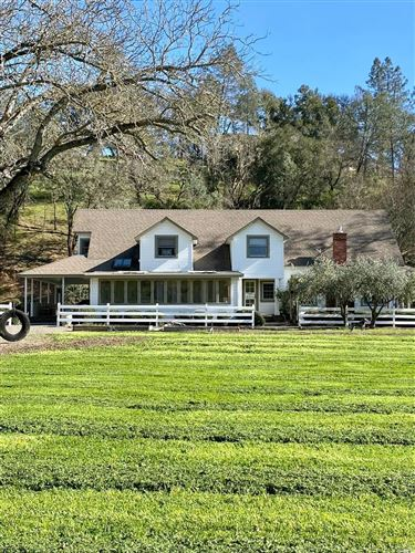 Photo of 4320 Chiles Pope Valley Road, Saint Helena, CA 94574 (MLS # 21928739)