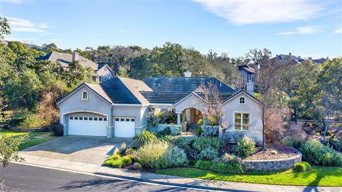 Photo of 1130 Castle Oaks Drive, Napa, CA 94558 (MLS # 22014767)