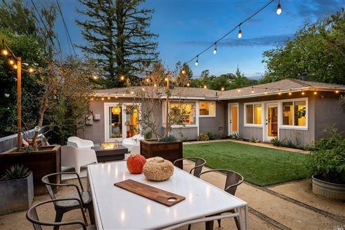 Photo of 95 Suffield Avenue, San Anselmo, CA 94960 (MLS # 22022769)