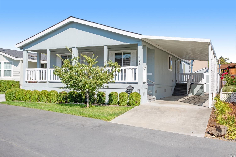 132 Oakwood, Petaluma, CA 94954 - MLS#: 321078771