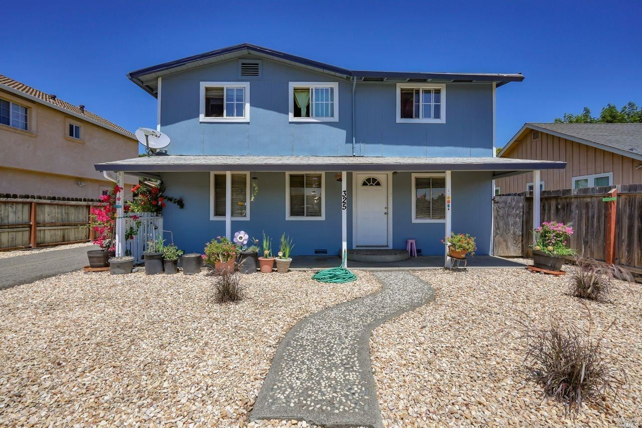 325 Monte Vista Avenue, Healdsburg, CA 95448 - #: 22015772