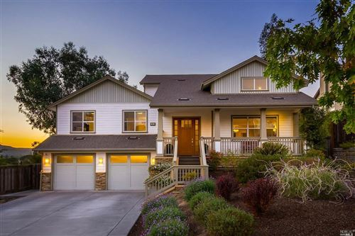 Photo of 5 Zandra Place, Novato, CA 94945 (MLS # 22025790)