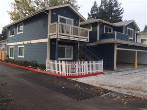 Photo of 843 Dutton Avenue #C, Santa Rosa, CA 95407 (MLS # 21908805)