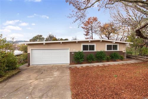 Photo of 1190 Leafwood Heights, Novato, CA 94947 (MLS # 22030808)