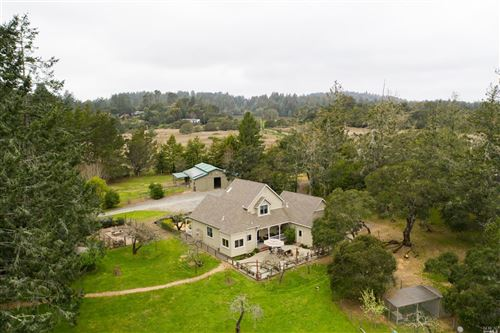 Photo of 15585 Coleman Valley Road, Occidental, CA 95465 (MLS # 22000815)