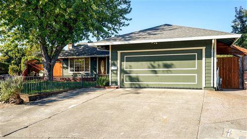 Photo of 507 Lanyard Court, Rohnert Park, CA 94928 (MLS # 22025819)