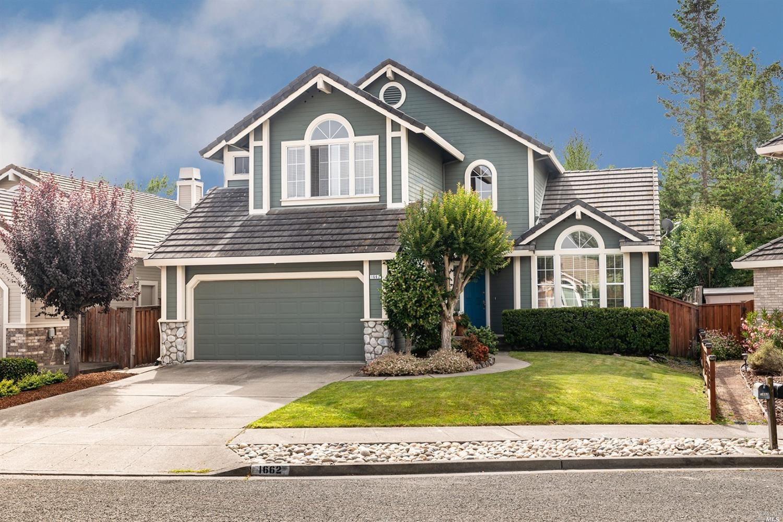 1662 Sequoia Drive, Petaluma, CA 94954 - MLS#: 321063828