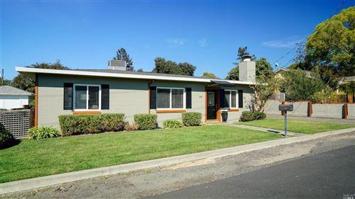 Photo of 1626 Ora Drive, Napa, CA 94559 (MLS # 22024833)