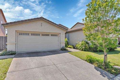 Photo of 18 Pienza Drive, American Canyon, CA 94503 (MLS # 22009840)
