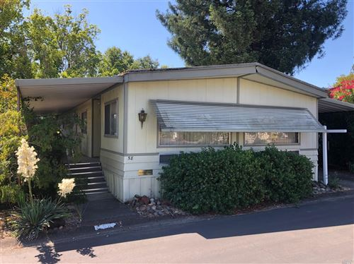 Photo of 2412 Foothill Blvd. Boulevard #58, Calistoga, CA 94515 (MLS # 21915842)