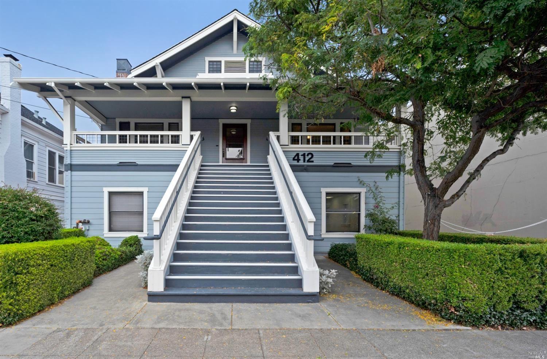 412 Humboldt Street, Santa Rosa, CA 95404 - MLS#: 321094842
