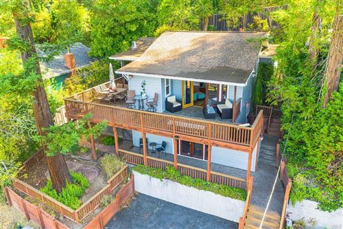 Photo of 14176 Woodland Drive, Guerneville, CA 95446 (MLS # 22022854)