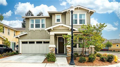 Photo of 1402 Yarberry Lane, Petaluma, CA 94954 (MLS # 22023863)