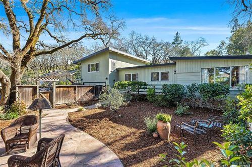 Photo of 13285 Arnold Drive, Glen Ellen, CA 95442 (MLS # 22030864)