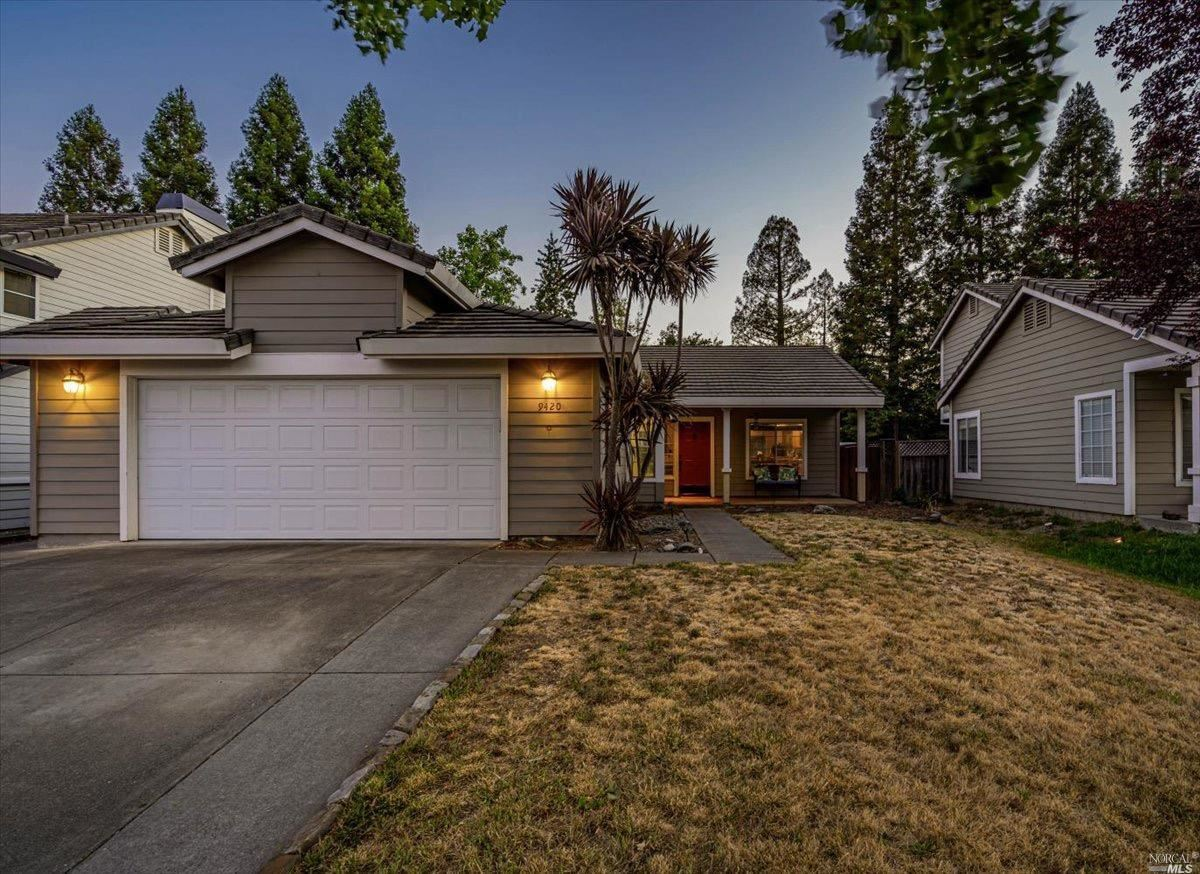 9420 Lazy Creek Drive, Windsor, CA 95492 - MLS#: 321067864
