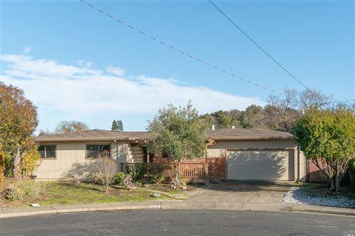 Photo of 1228 Ridgeview Court, Novato, CA 94947 (MLS # 22030881)