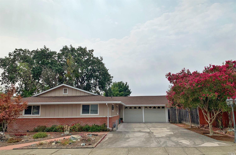 581 Zinfandel Drive, Ukiah, CA 95482 - MLS#: 321081886