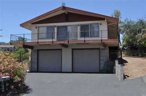 Photo of 1096 Blueridge Drive, Napa, CA 94558 (MLS # 22015893)