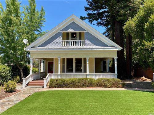 Photo for 1570 Main Street, Saint Helena, CA 94574 (MLS # 321073895)