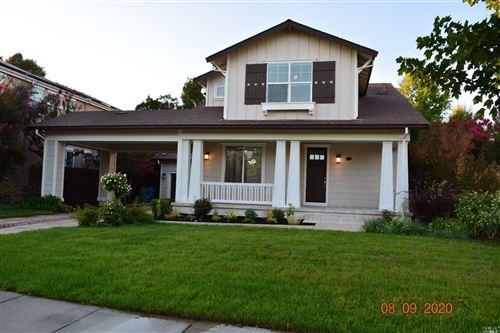 Photo of 384 Brockman Lane, Sonoma, CA 95476 (MLS # 22017914)