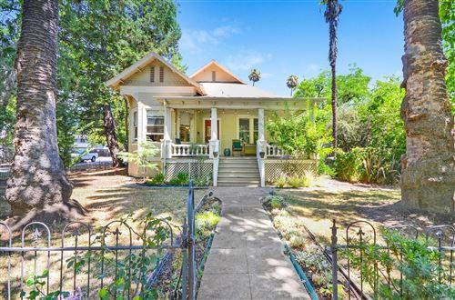 Photo of 1314 Washington Street, Calistoga, CA 94515 (MLS # 22017926)