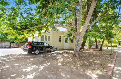 Tiny photo for 1314 Washington Street, Calistoga, CA 94515 (MLS # 22017926)