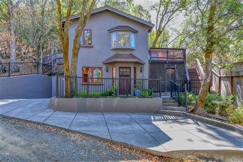 Photo of 4611 Warm Springs Road, Glen Ellen, CA 95442 (MLS # 22022936)