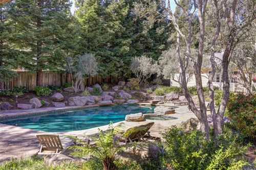 Photo of 32 Greensburgh Lane, San Anselmo, CA 94960 (MLS # 22009940)