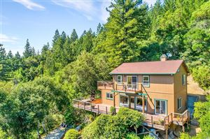 Photo of 8155 Mondo Way, Guerneville, CA 95446 (MLS # 21917956)