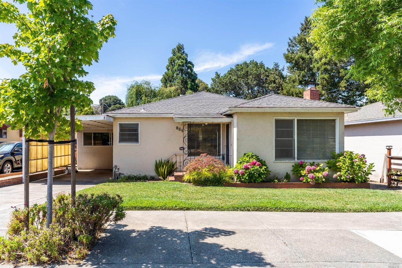 866 6 Street, Petaluma, CA 94952 - MLS#: 321066956