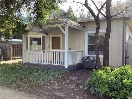 Photo for 1317 Myrtle Street, Calistoga, CA 94515 (MLS # 22030968)