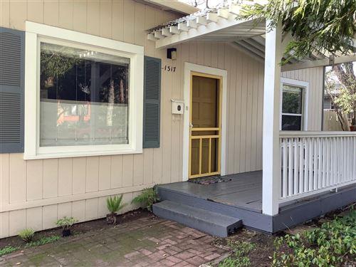 Tiny photo for 1317 Myrtle Street, Calistoga, CA 94515 (MLS # 22030968)