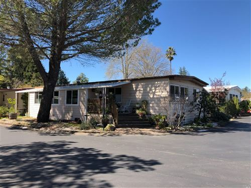 Photo of 2412 Foothill Boulevard #63, Calistoga, CA 94515 (MLS # 21906970)