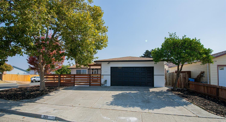320 Inverness Drive, Vallejo, CA 94589 - MLS#: 321086975