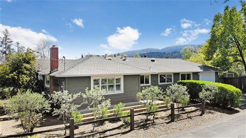 Photo for 1624 Oak Street, Calistoga, CA 94515 (MLS # 321020985)