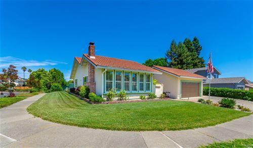 Photo of 3492 Twin Oaks Court, Napa, CA 94558 (MLS # 22017991)