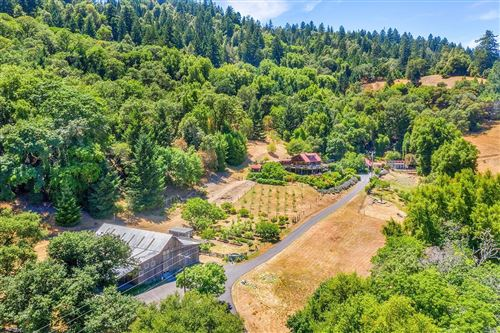 Photo of 12805 Old Skaggs Springs Road, Geyserville, CA 95441 (MLS # 22002995)
