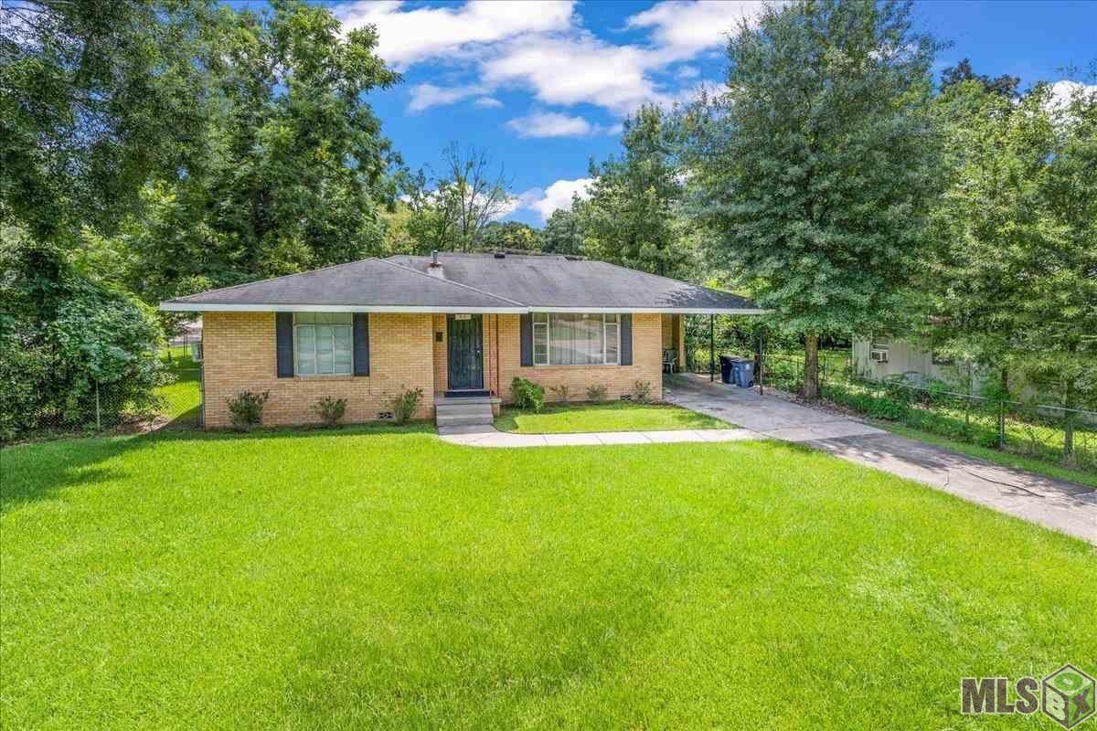 815 W JOHNSON ST, Baton Rouge, LA 70802 - MLS#: 2021005022