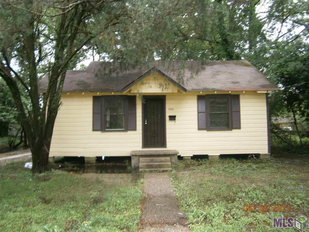5956 EVANGELINE ST, Baton Rouge, LA 70805 - MLS#: 2021006049