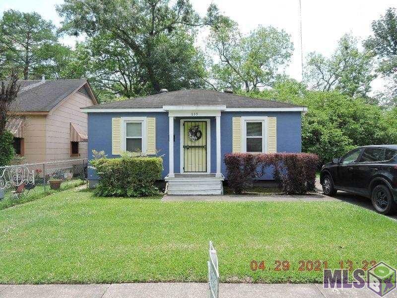 839 W MCKINLEY ST, Baton Rouge, LA 70802 - MLS#: 2021006059