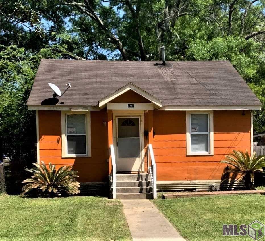 4556 ELM DR, Baton Rouge, LA 70805 - MLS#: 2021005073