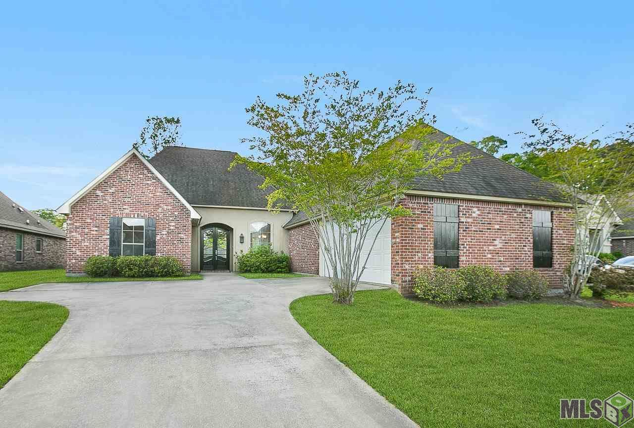 4832 WOODSTOCK WAY DR, Central, LA 70739 - MLS#: 2021004107