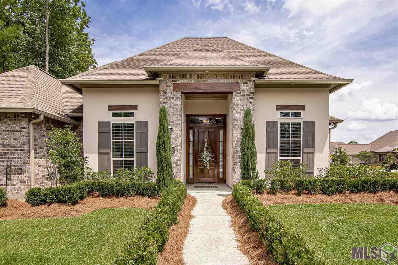 37446 WHISPERING HOLLOW AVE, Prairieville, LA 70769 - MLS#: 2021007111