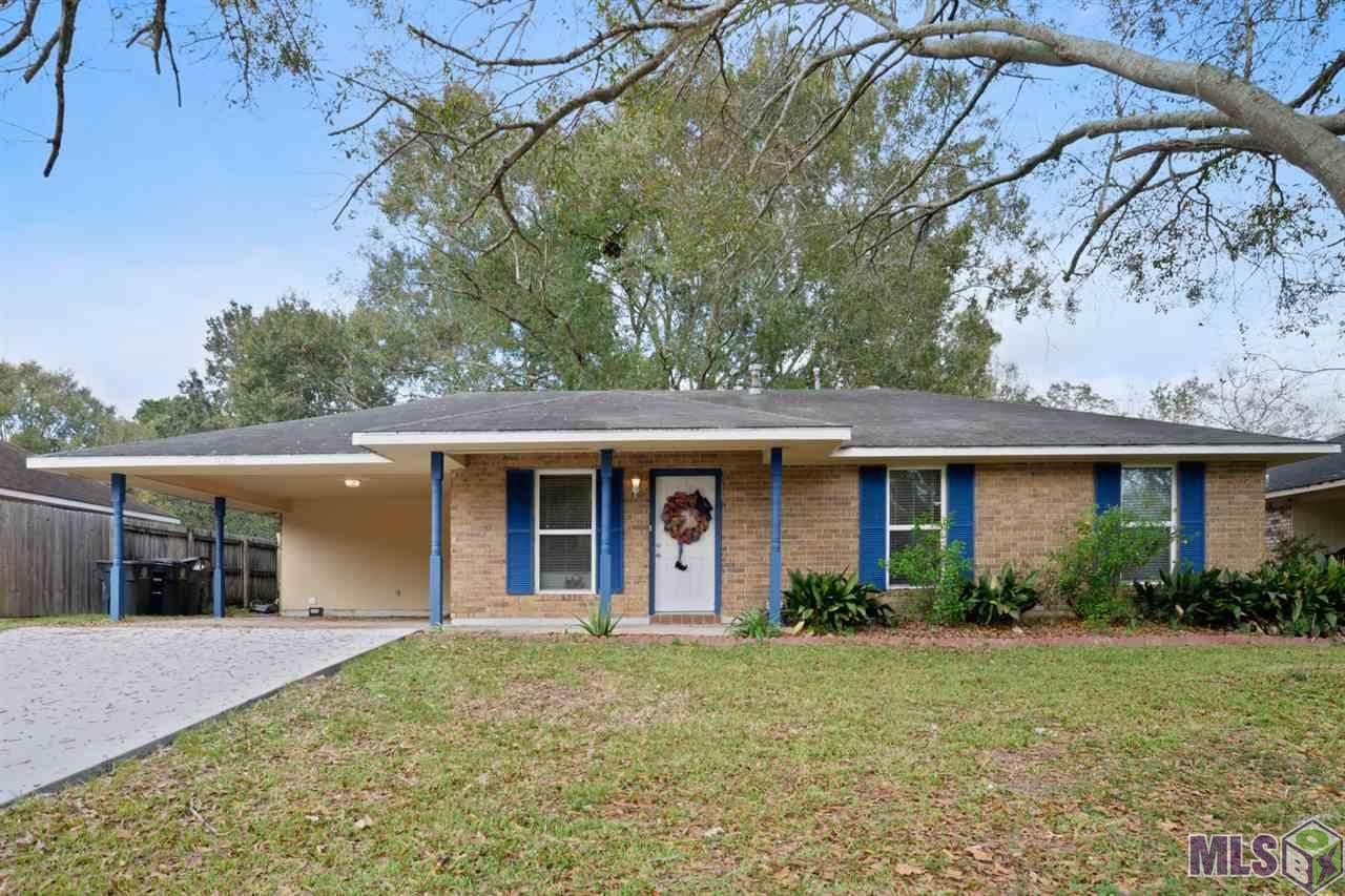 16225 MOREL AVE, Baton Rouge, LA 70817 - MLS#: 2020018131
