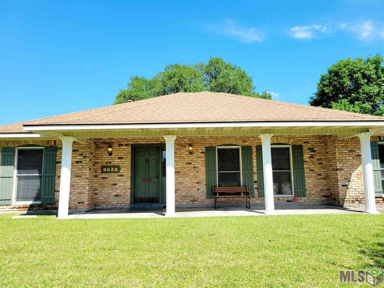 9039 COTTAGE DR, Baton Rouge, LA 70806 - MLS#: 2021006141