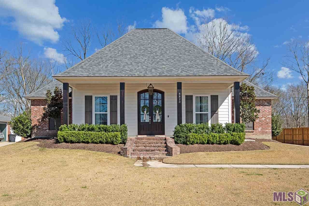 8823 ROUND OAK DR, Baton Rouge, LA 70817 - MLS#: 2021003143