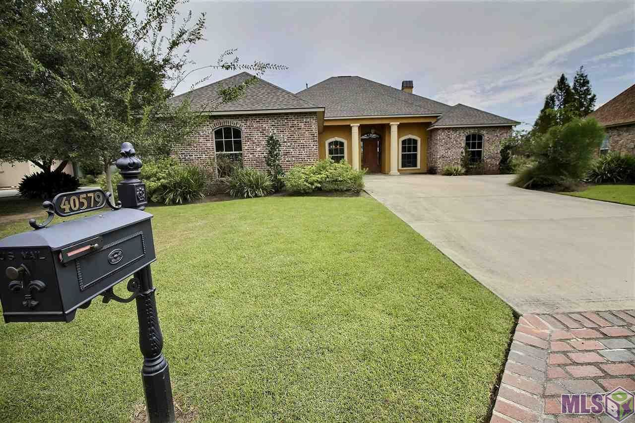 40579 PELICAN POINT PKWY, Gonzales, LA 70737 - MLS#: 2020015156