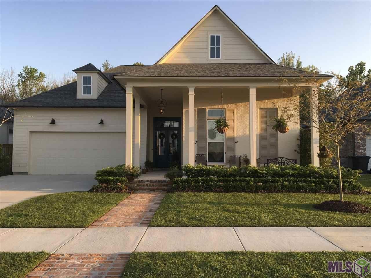 1640 SUGAR CANE LN, Baton Rouge, LA 70810 - MLS#: 2021005160
