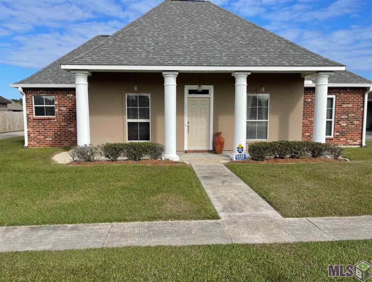 12449 DEERFIELD DR, Walker, LA 70785 - MLS#: 2020018163
