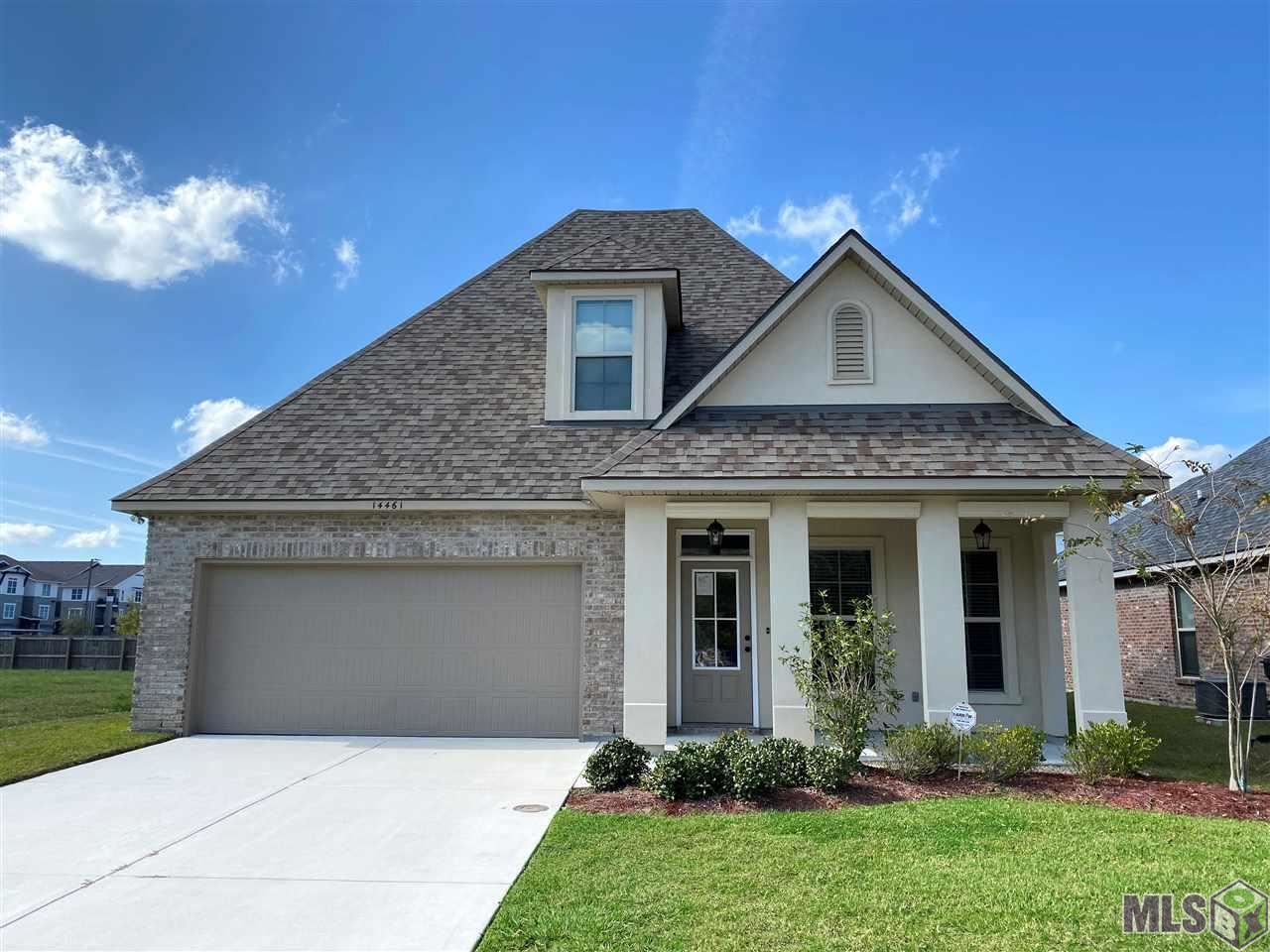 14461 STERLING OAKS DR, Gonzales, LA 70737 - MLS#: 2020018229